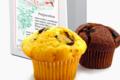 moulin de Nomexy, Préparation pour muffins