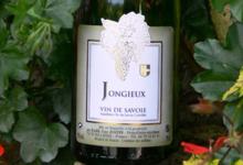 domain eJustin, Jongieux blanc (cépage Jacquère)