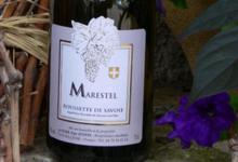 domaine Justin, Roussette de Savoie cru Marestel