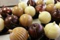 Chocolaterie Artisanale des Bauges, boules de Noël