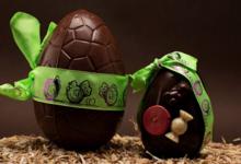 Chocolaterie Artisanale des Bauges, oeufs de Pâques