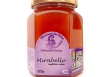 domaine du Sotré, Confiture de Mirabelle 60%