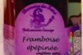 domaine du Sotré, Confiture de Framboise épépinée