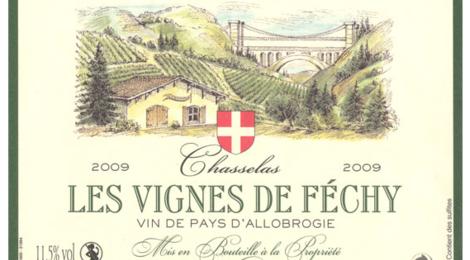 Les Vignes De Fechy, Chasselas