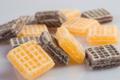 confiserie des Hautes Vosges, Caramels durs au lait et cacao