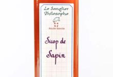 Le Sanglier Philosophe, Sirop de sapin
