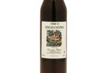distillerie Lecomte Blaise, Crème de Cerises Noires