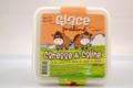 Caresse & Caline, glace praliné bio