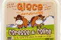 Caresse & Caline, glace aux amandes