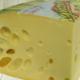 Fromages Ermitage, Emmental au lait cru
