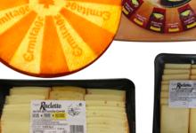 fromage aromatisé pour repas raclette Ermitage