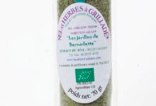 les jardins de Bernadette, sel à grillade