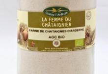 La Ferme Du Chataignier, farine de chataigne