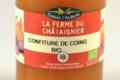 La Ferme Du Chataignier, confiture de coing
