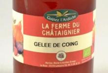 La Ferme Du Chataignier, gelée de coing