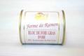 ferme de Ramon, bloc de foie gras d'oie