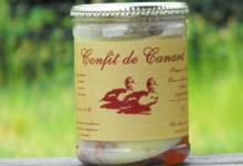 ferme de l'Argenté, Deux cuisses confites de canard