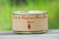 ferme de l'argenté, Pâté de cerf au foie gras