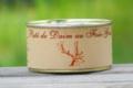 ferme de l'argenté, Pâté de daim au foie gras