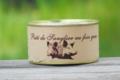 ferme de l'Argenté, Pâté de sanglier au foie gras
