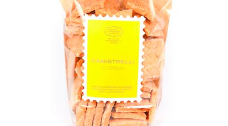 maison Camedda, Canistrelli citron