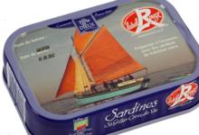 La perle des dieux, Sardines Label Rouge