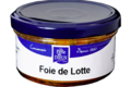 Foie de Lotte à la fleur de sel