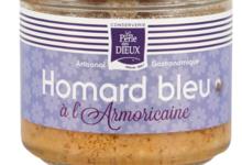 Terrine de Homard bleu à l'armoricaine