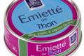 Emietté de thon, olive, basilic et pignons de pin