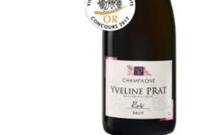 champagne Yveline Prat, Cuvée Rosée