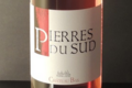 Château Bas, Pierres du Sud, rosé