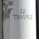 Château Bas, Temple, rouge