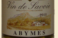 Domaine du Colombier, Abymes