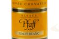 La cave des vignerons de Pfaffenheim, Pinot Blanc cuvée Chevalier A.O.C. Alsace