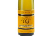 La cave des vignerons de Pfaffenheim, Gewurztraminer Cuvée Bacchus A.O.C. Alsace