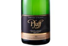 "La cave des vignerons de Pfaffenheim, ""Excellence"" Brut A.O.C. Crémant d'Alsace"