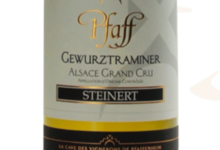 La cave des vignerons de Pfaffenheim, Steinert Grand Cru Gewurztraminer
