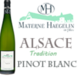 Materne Haegelin et filles, pinot blanc tradition