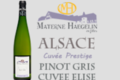 Materne Haegelin et filles, pinot gris cuvée Elise