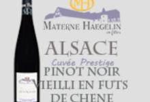 Materne Haegelin et filles, pinot noir vieilli en fût de chêne