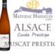 Materne Haegelin et filles, muscat l'Alsace prestige