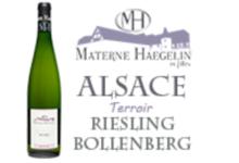 Materne Haegelin et filles, riesling Bollenberg