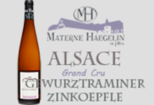 Materne Haegelin et filles, Gewurtztraminer Zinnkoepfle