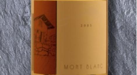 Domaine Belluard, Mont-Blanc Brut Zéro