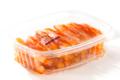 Lilamand confiseur, aiguillettes orange