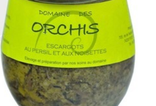 Domaine des Orchis, Escargots au Persil & aux Noisettes