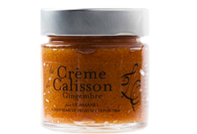 Lilamand confiseur, crème de Calissons Gingembre