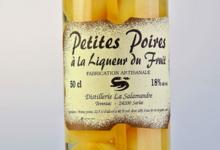 Distillerie La Salamandre, Petites Poires à la Liqueur
