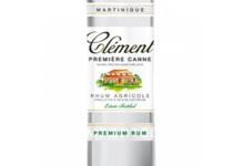 Rhum Clément, Blanc premiere canne 40° 70cl