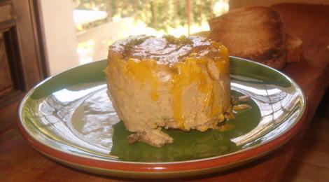 Ferme D'ambrune Et Polalye, Foie gras de canard mi-cuit
